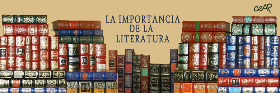 ESTUDIAR LITERATURA, ¿SIRVE PARA ALGO?